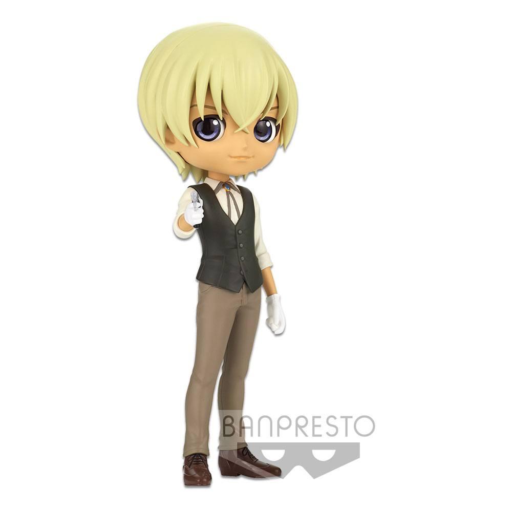 Case Closed Q Posket Mini Figure Toru Amuro Ver. B 15 cm