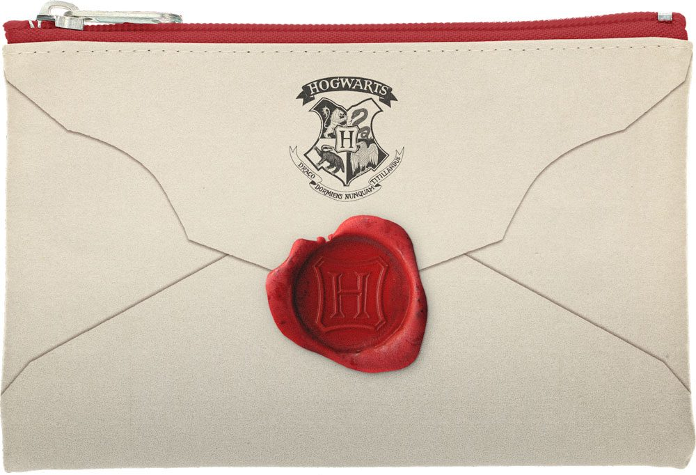 Harry Potter Cosmetic Bag Hogwarts Acceptance Letter