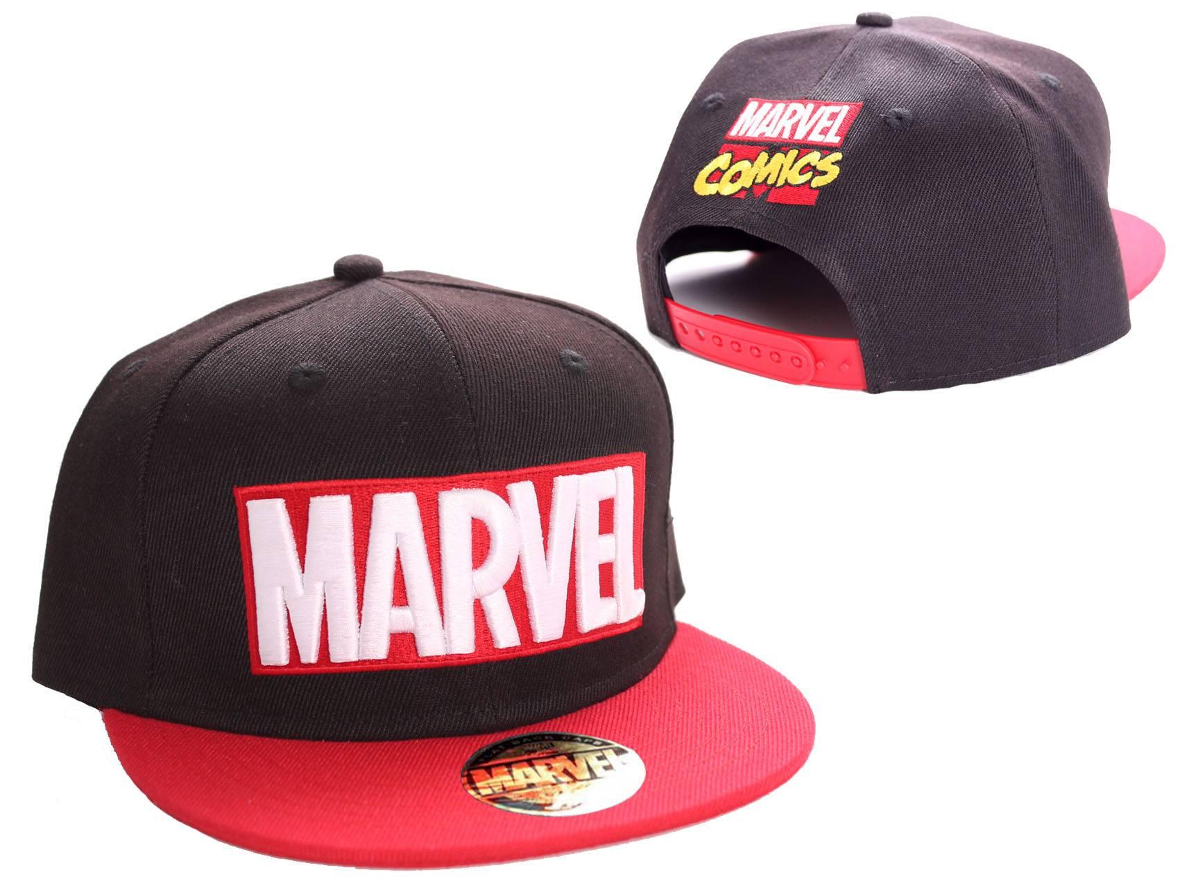 Marvel Comics Adjustable Cap Logo
