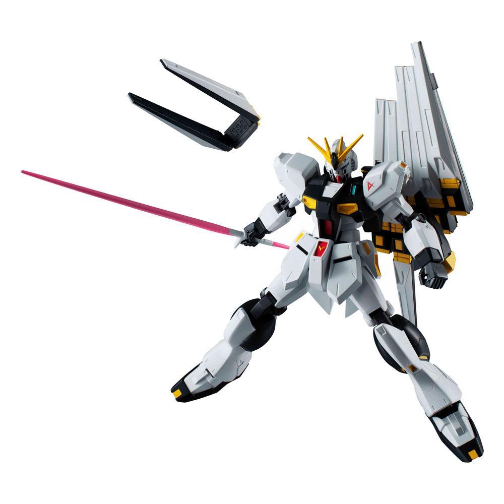 Mobile Suit Gundam: Char's Counterattack Gundam Universe Action Figure RX-93 v Gundam 15 cm