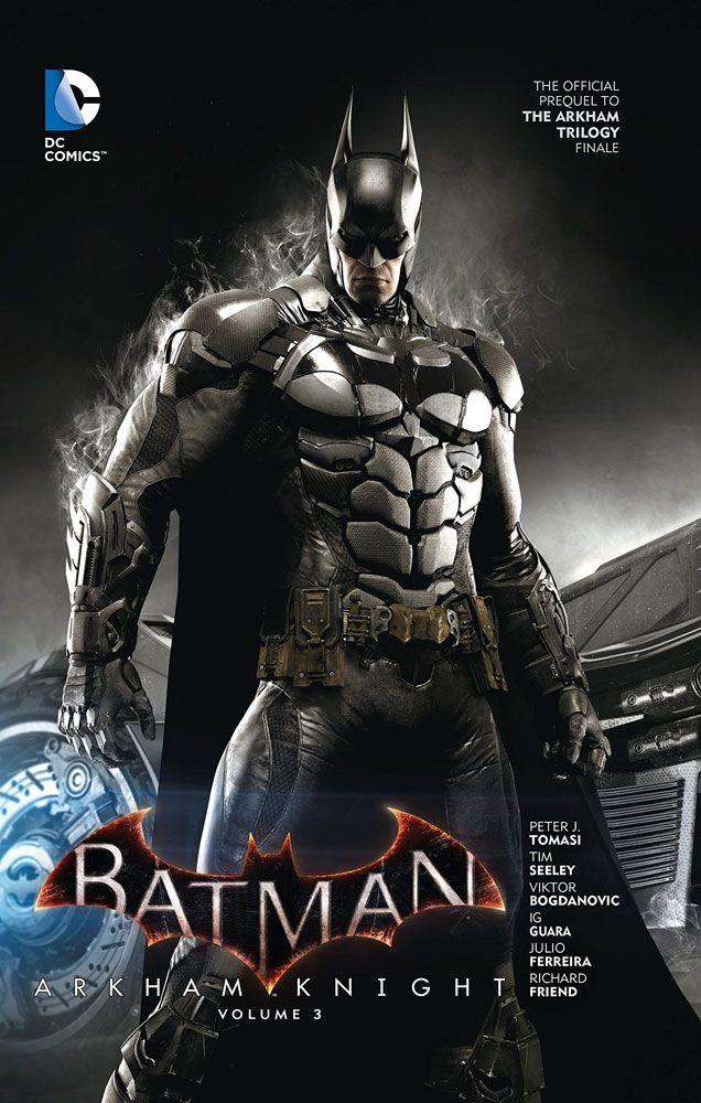 DC Comics Comic Book Batman Arkham Knight Vol. 3 by Peter Tomasi english