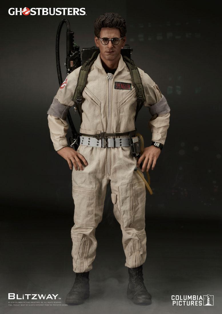 Ghostbusters Action Figure 1/6 Egon Spengler 30 cm