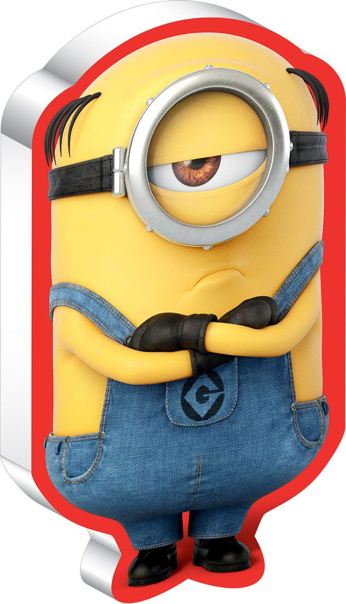 Despicable Me 3 Die Cut Notebook A6 Mel