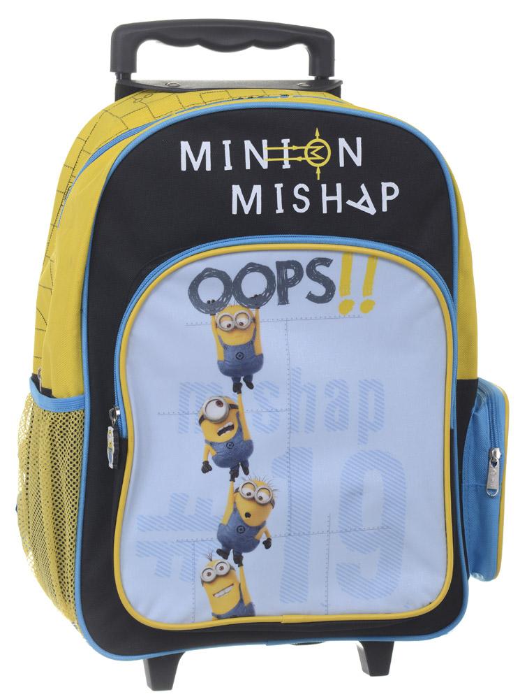 Despicable Me 2 Trolley Minion Mishap