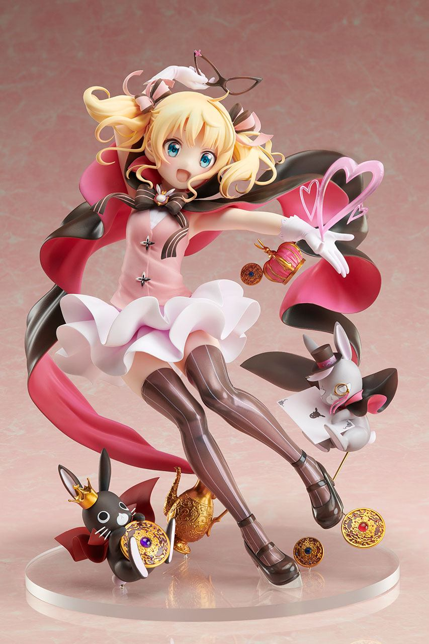 Is the Order a Rabbit PVC Statue 1/7 The Phantom Thief Lapin 21 cm