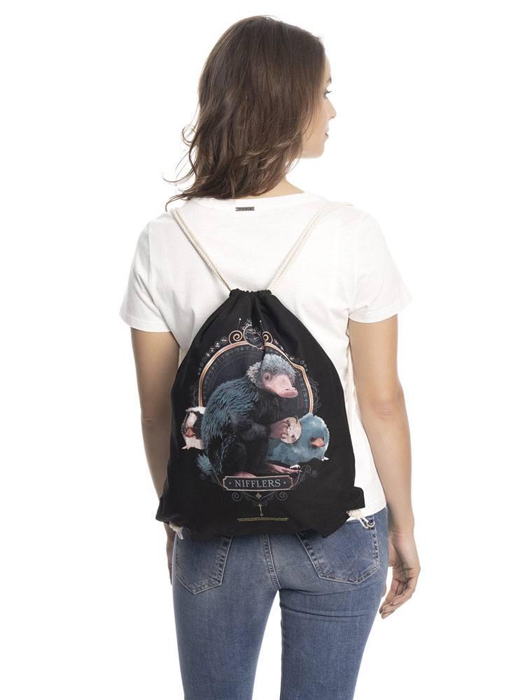 Fantastic Beasts Gym Bag Niffler