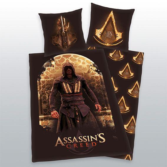 Assassin's Creed Duvet Set 135 x 200 cm / 80 x 80 cm
