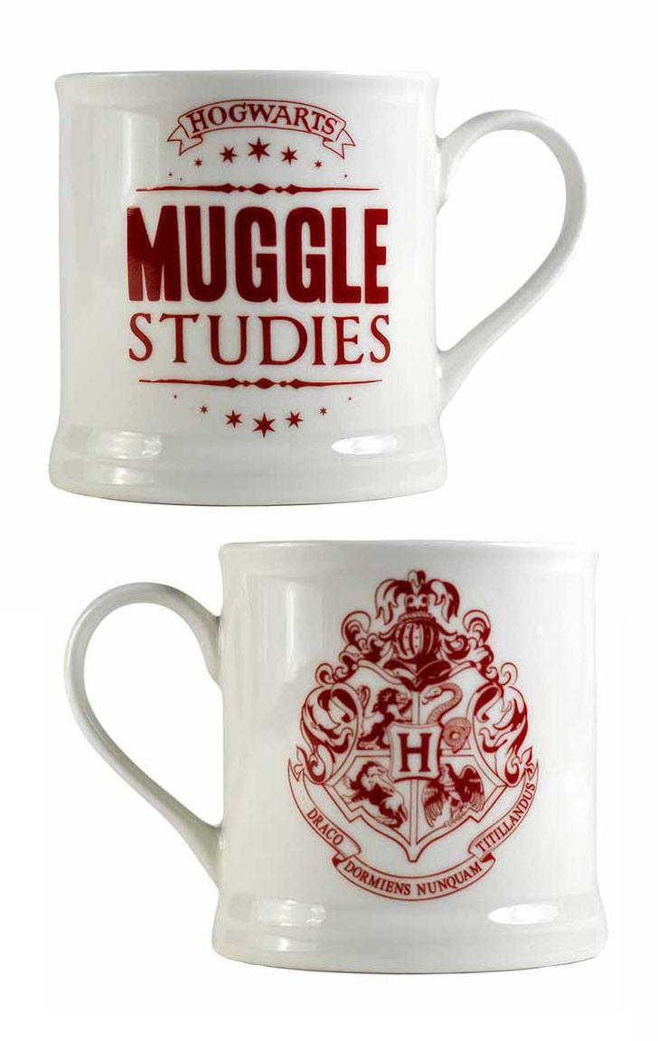Harry Potter Mug Vintage Muggle Studies
