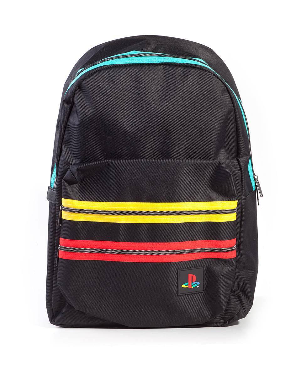 Sony PlayStation Backpack Retro Logo