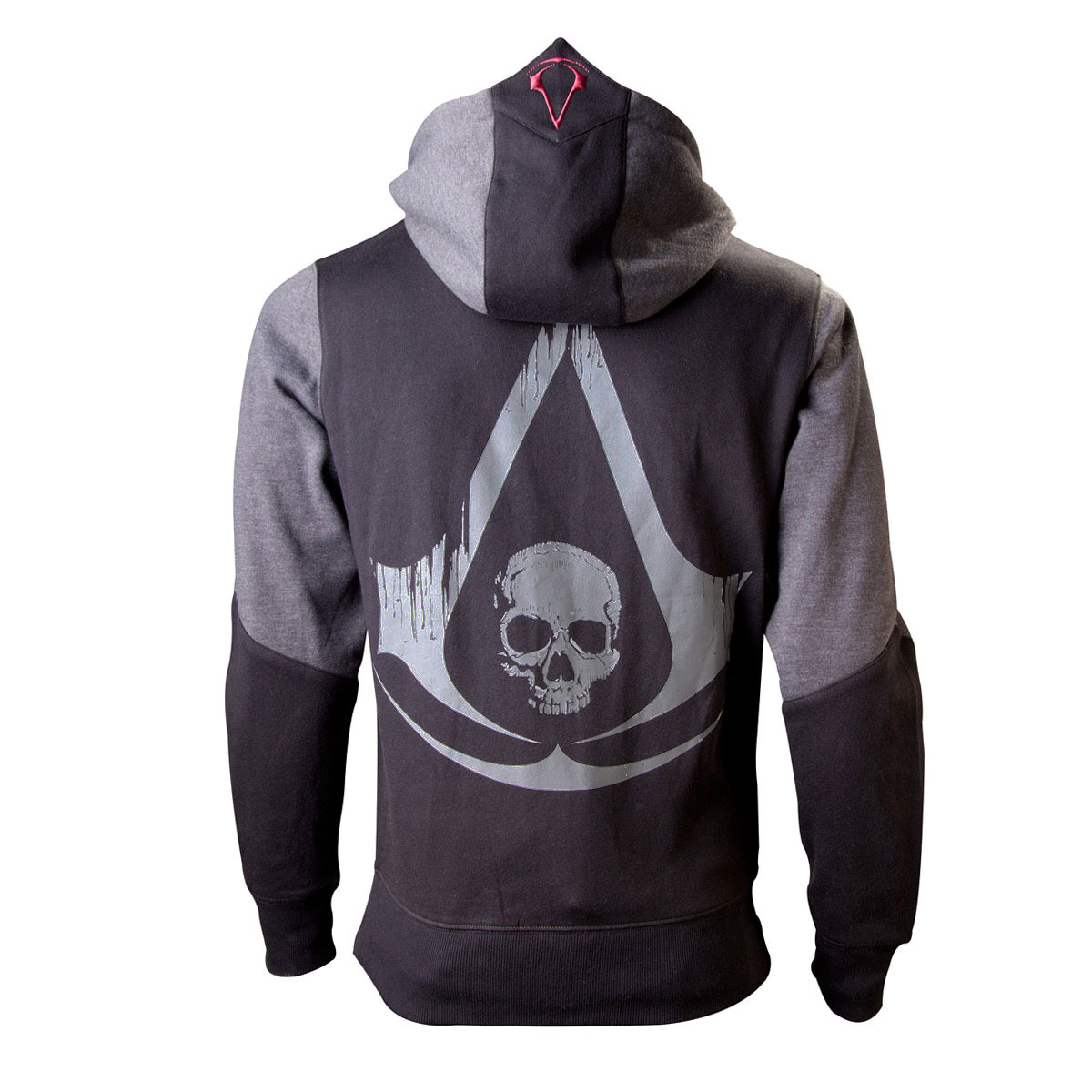 Assassins Creed IV Black Flag Hooded Sweater Logo Size S