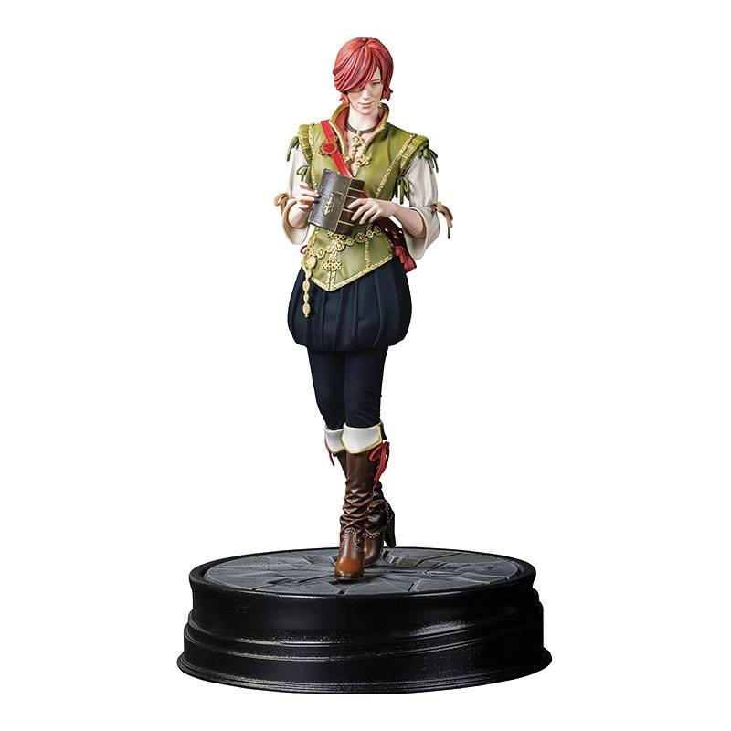 Witcher 3 Wild Hunt PVC Statue Shani 24 cm --- DAMAGED PACKAGING
