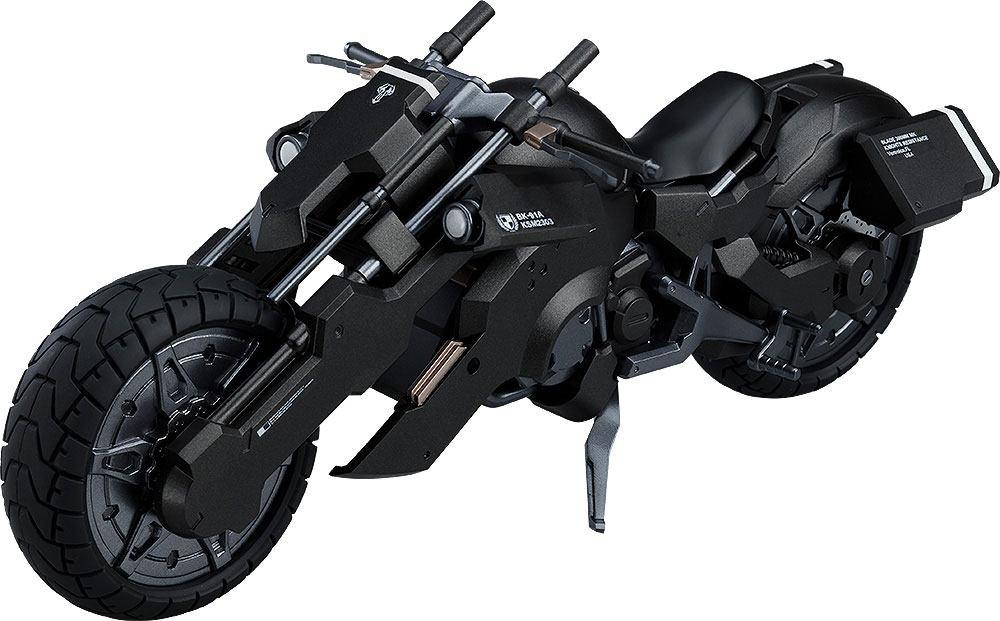 Heavily Armed High School Girls ex:ride Vehicle Series Statue BK91A 21 cm