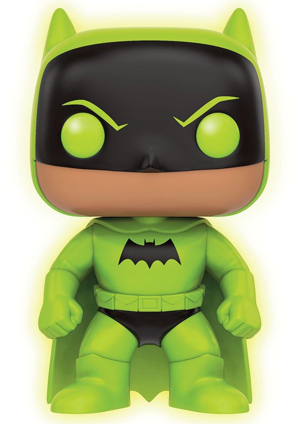 DC Comics POP! Heroes Figure Professor Radium Batman 9 cm
