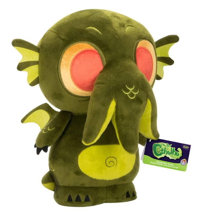 Cthulhu Super Cute Plush Figure Cthulhu Dark Green 30 cm