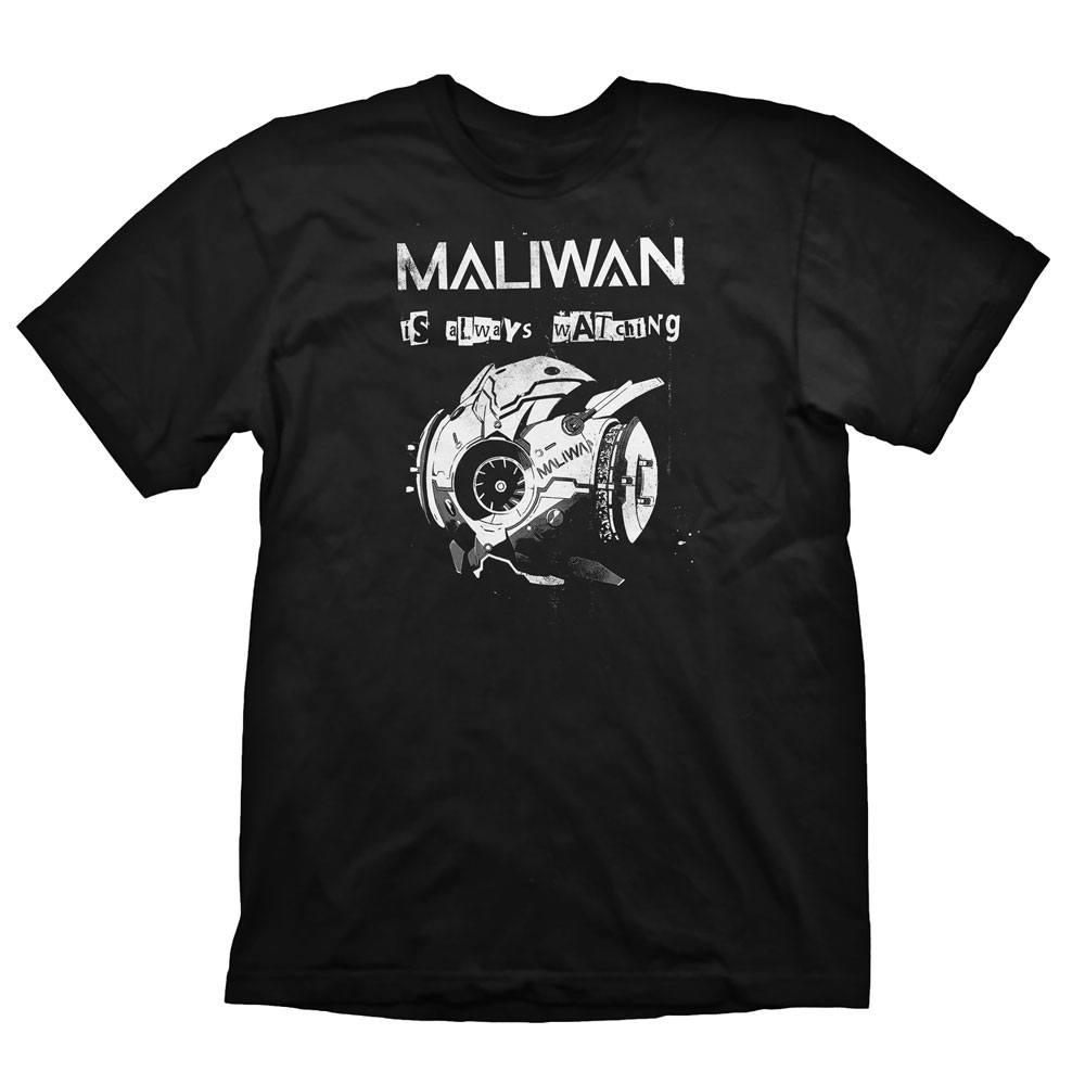 Borderlands 3 T-Shirt Malivan Size XL