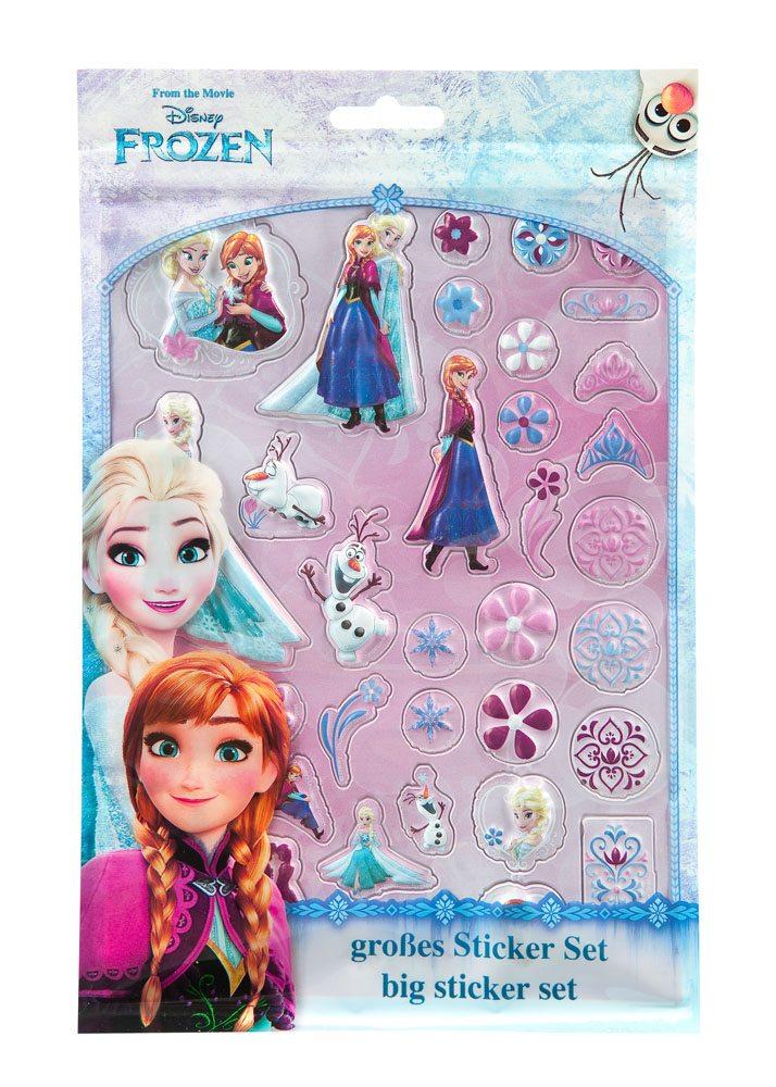 Frozen Wall Decor Anna & Elsa