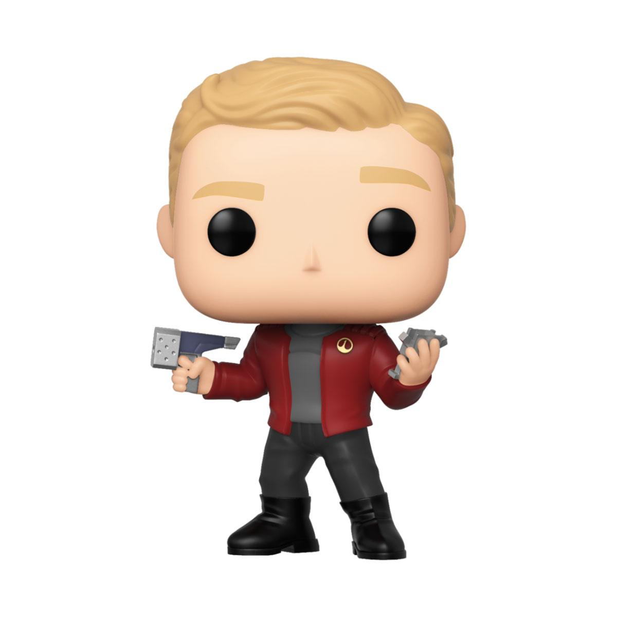 Black Mirror POP! TV Vinyl Figure Robert Daly 9 cm