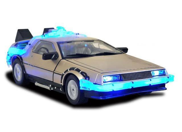 Back to the Future II Model DeLorean Mark 1 36 cm