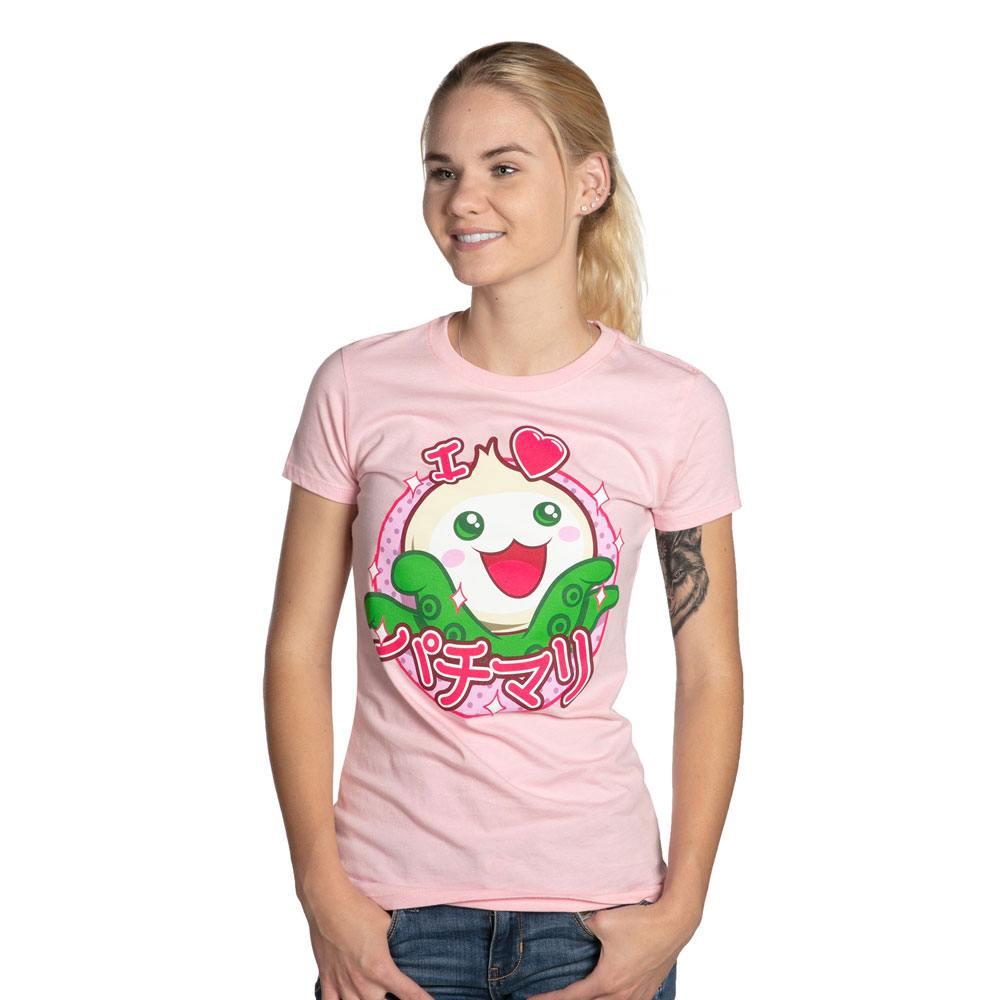 Overwatch Ladies T-Shirt Pachimari Size XL