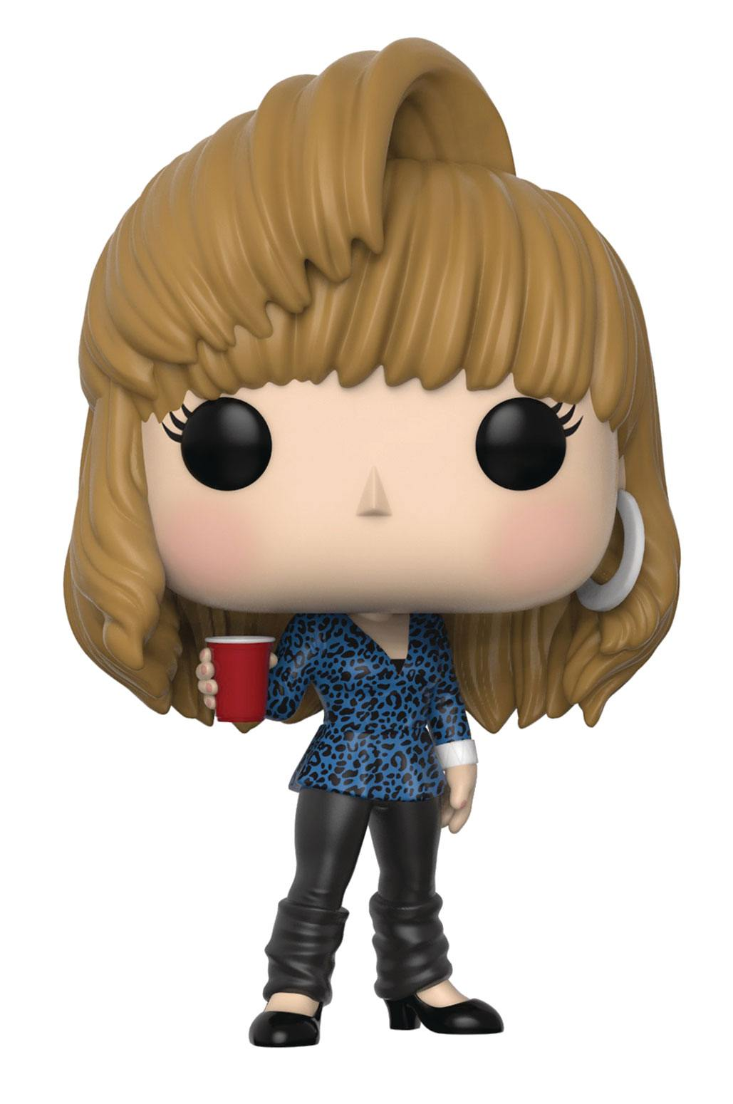Friends POP! TV Vinyl Figure 80's Hair Rachel 9 cm