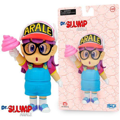 Dr. Slump Mini Figure Arale 12 cm