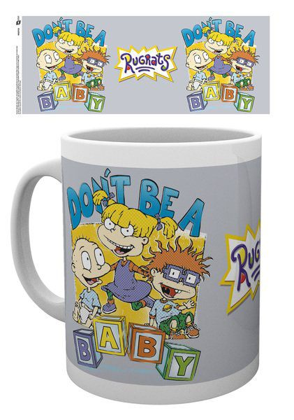 Rugrats Mug Don't Be A Baby