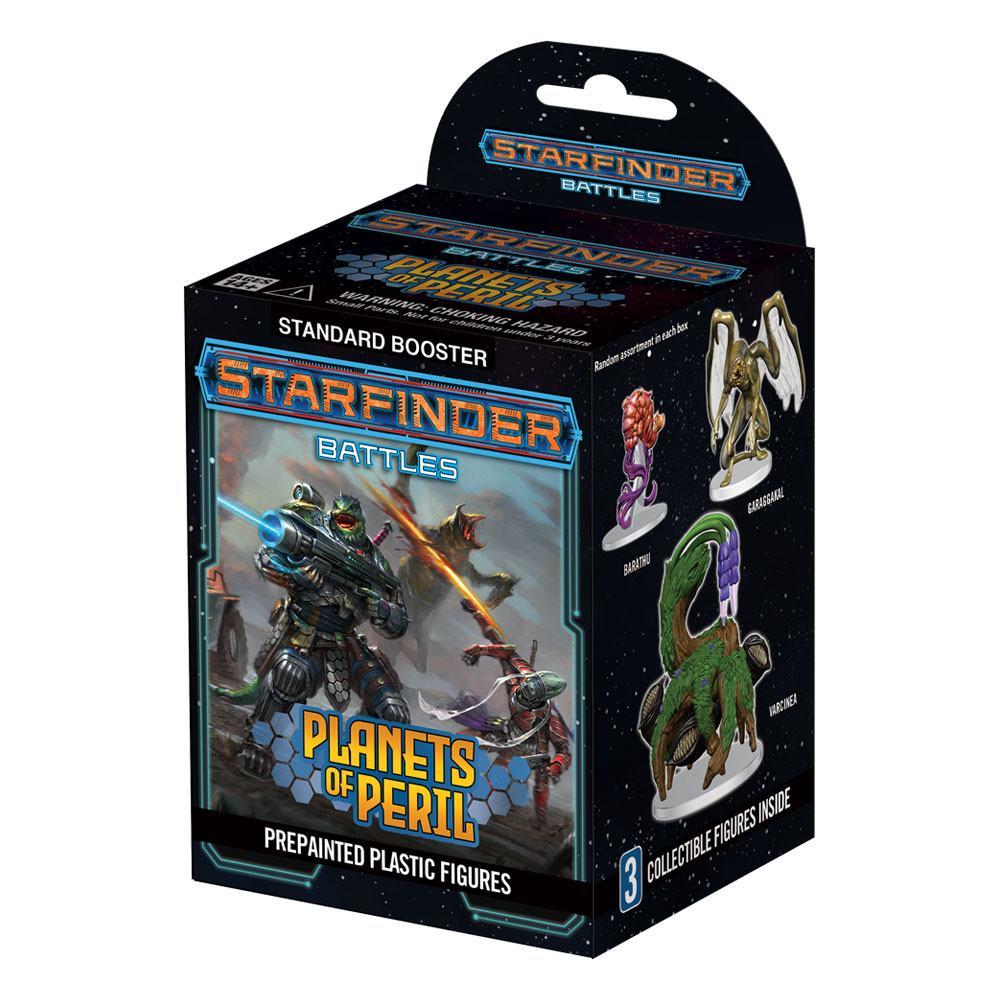 Starfinder Battles: Planets of Peril Booster Brick (8)