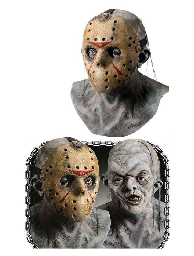 Freddy vs. Jason Latex Mask Jason
