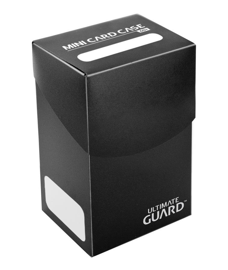 Ultimate Guard Mini Card Case 60+ Black