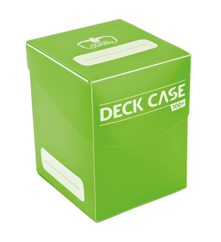 Ultimate Guard Deck Case 100+ Standard Size Light Green