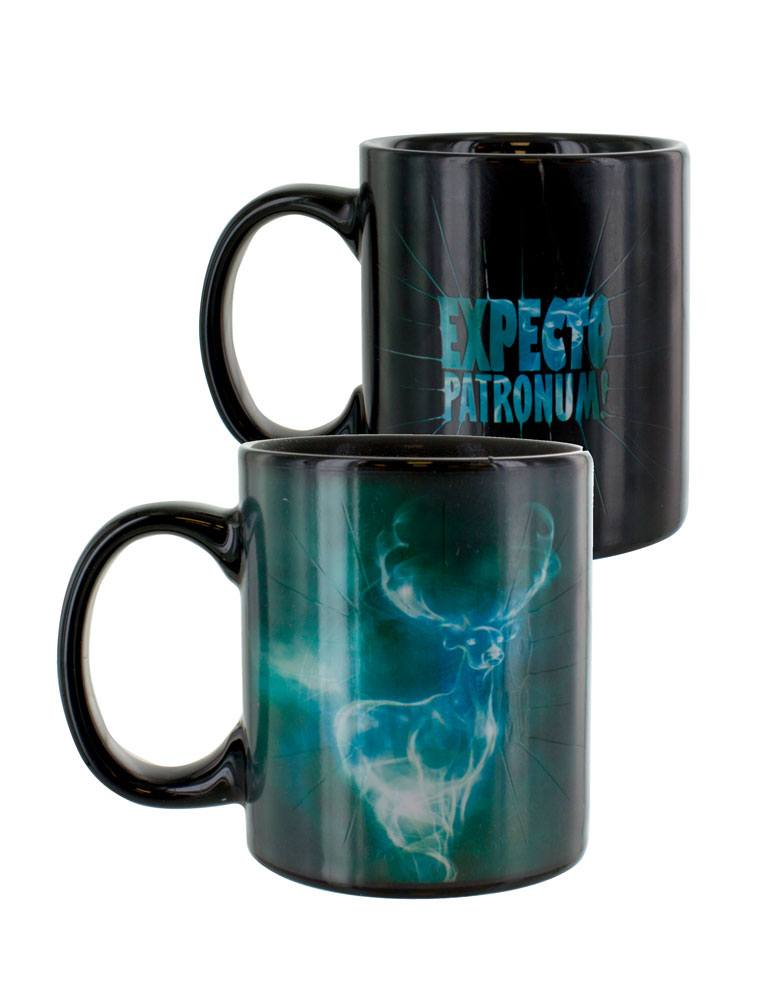 Harry Potter Heat Change Mug Patronus