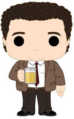 Cheers POP! TV Vinyl Figure Norm 9 cm