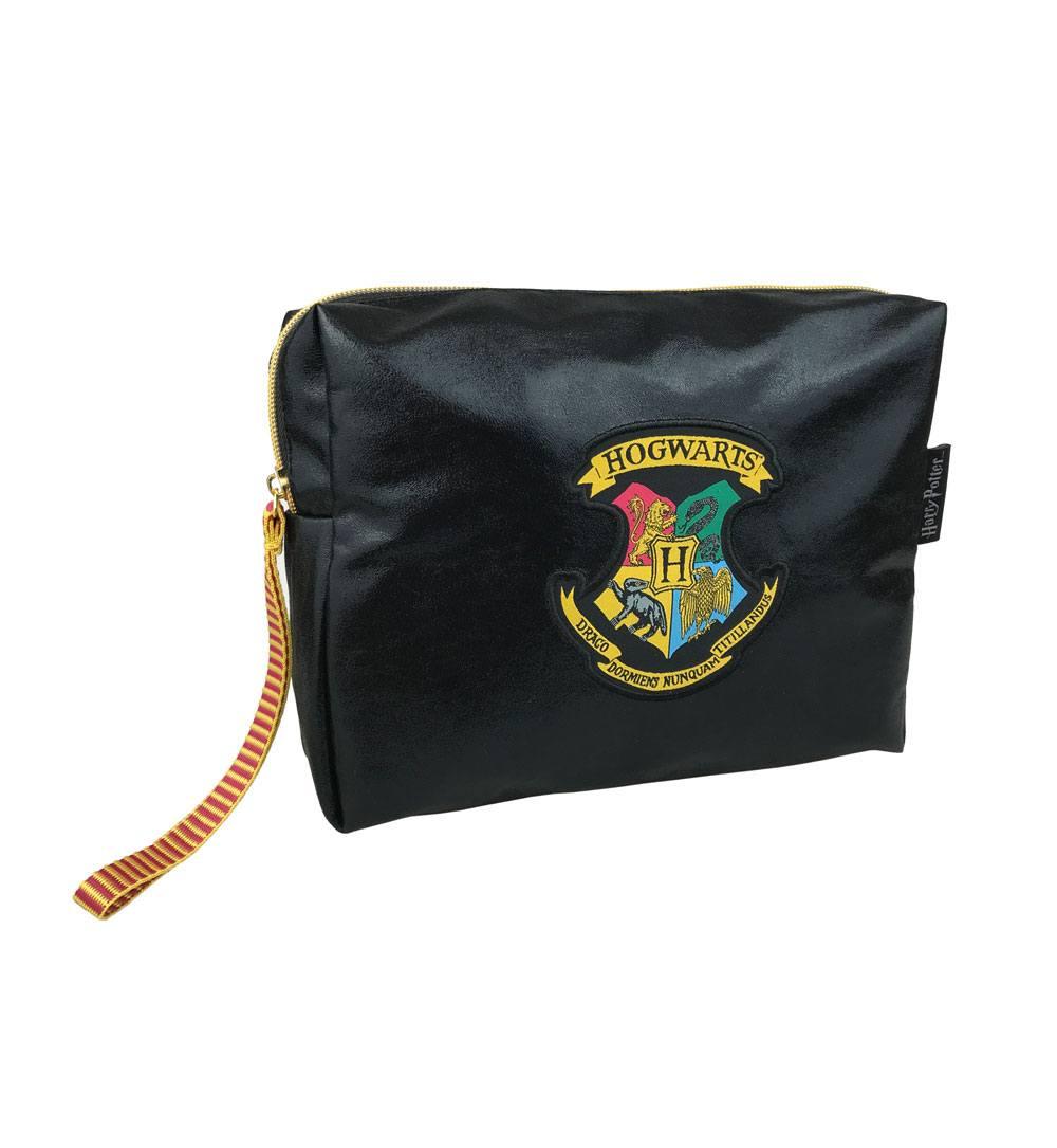 Harry Potter Wash Bag Shimmer Hogwarts Crest