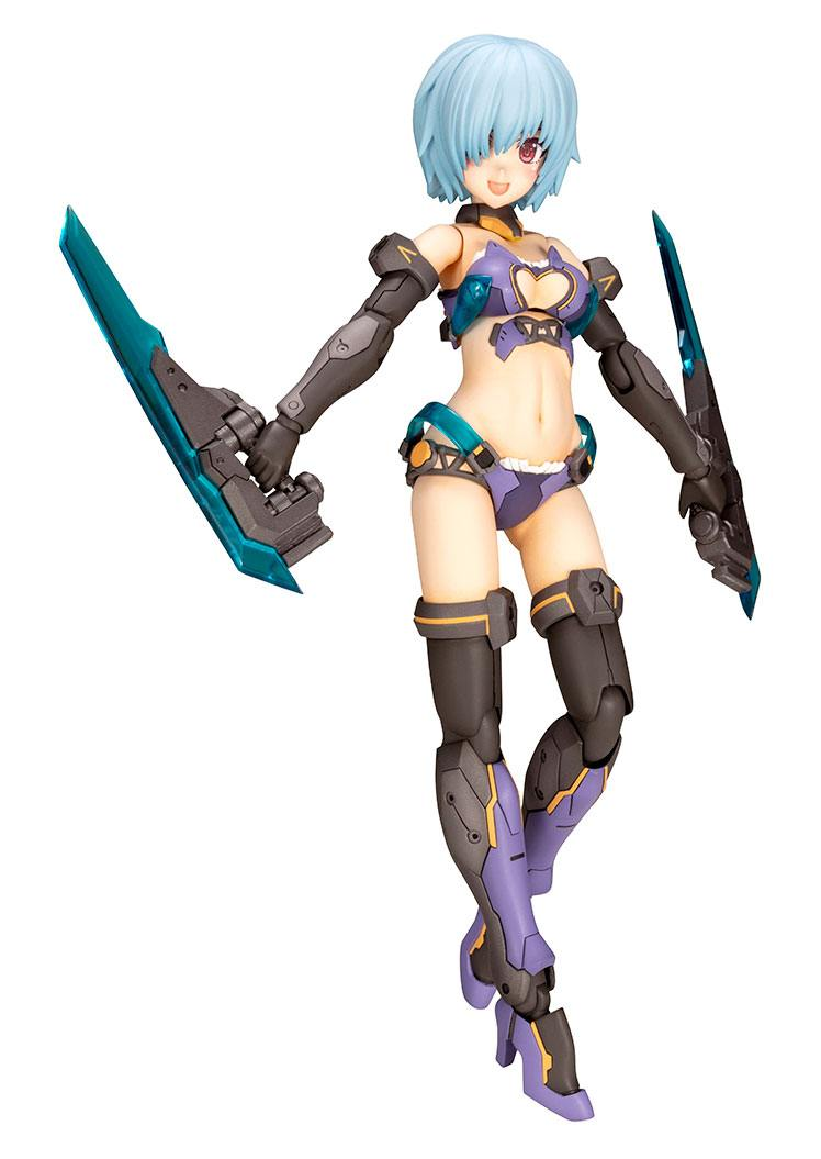 Frame Arms Girl Plastic Model Kit Hresvelgr Bikini Armor Ver. 15 cm