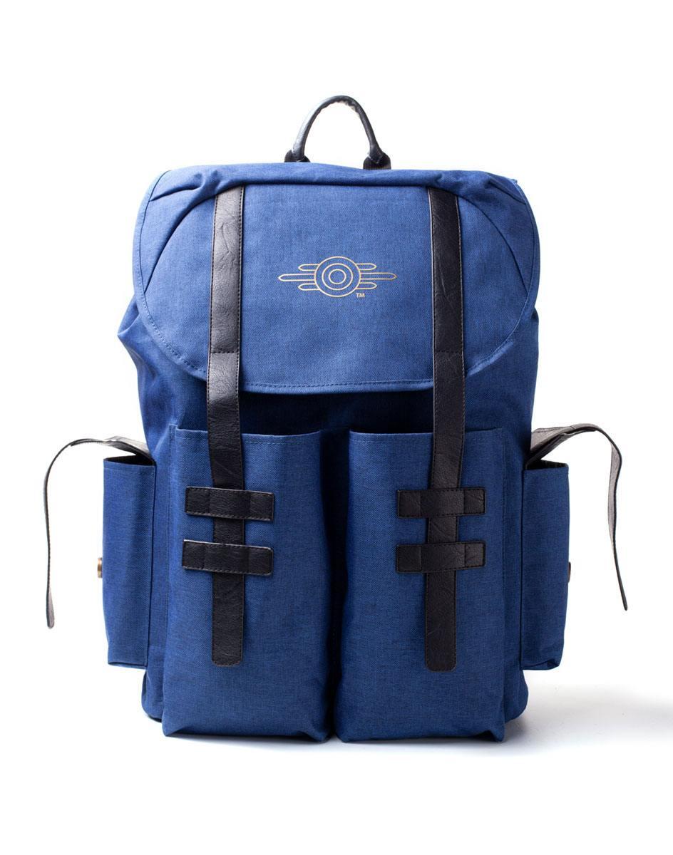 Fallout 76 Backpack Gold Foil Logo