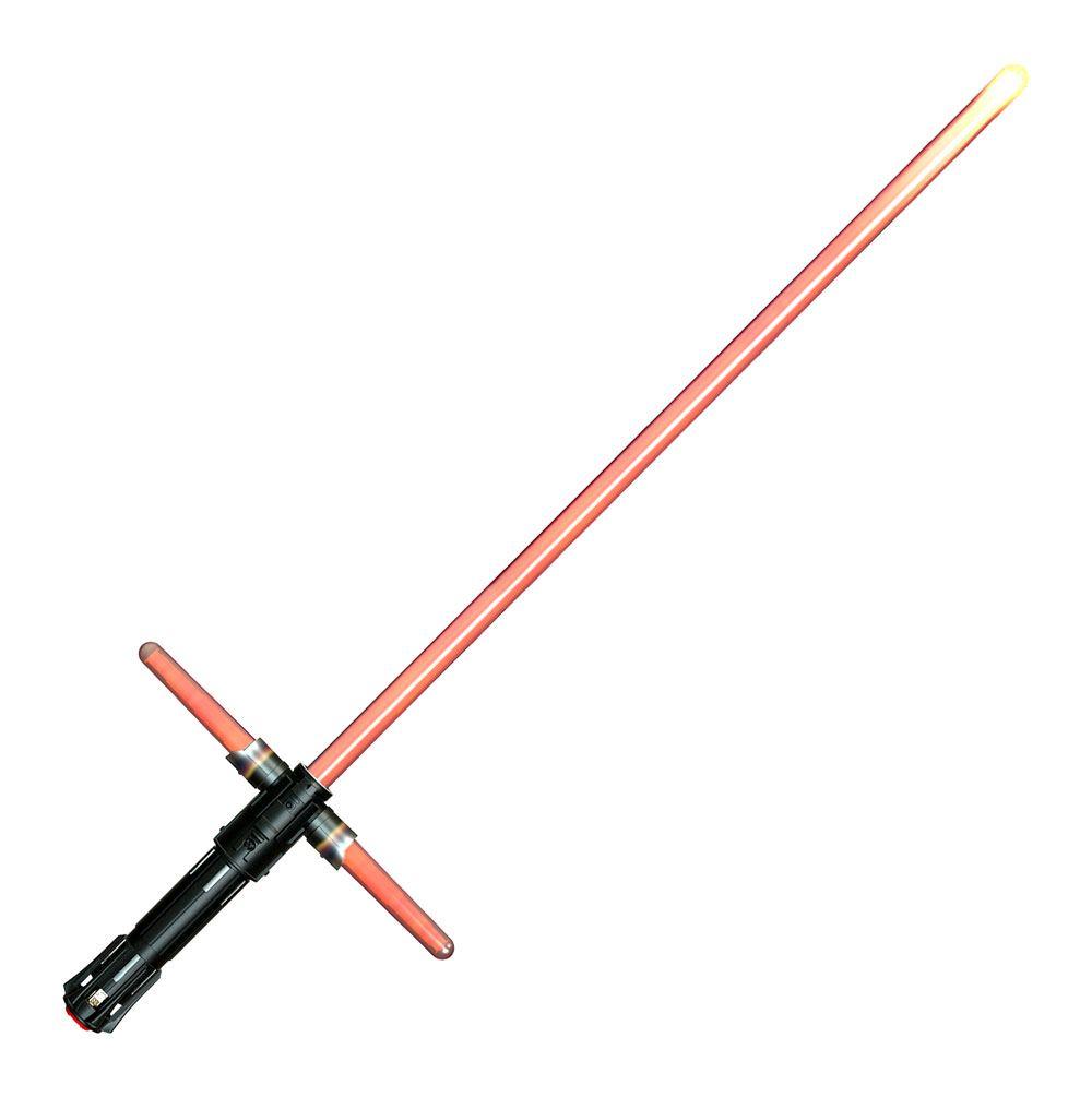 Star Wars Episode IX Black Series Replica 1/1 Force FX Elite Lightsaber Supreme Leader Kylo Ren