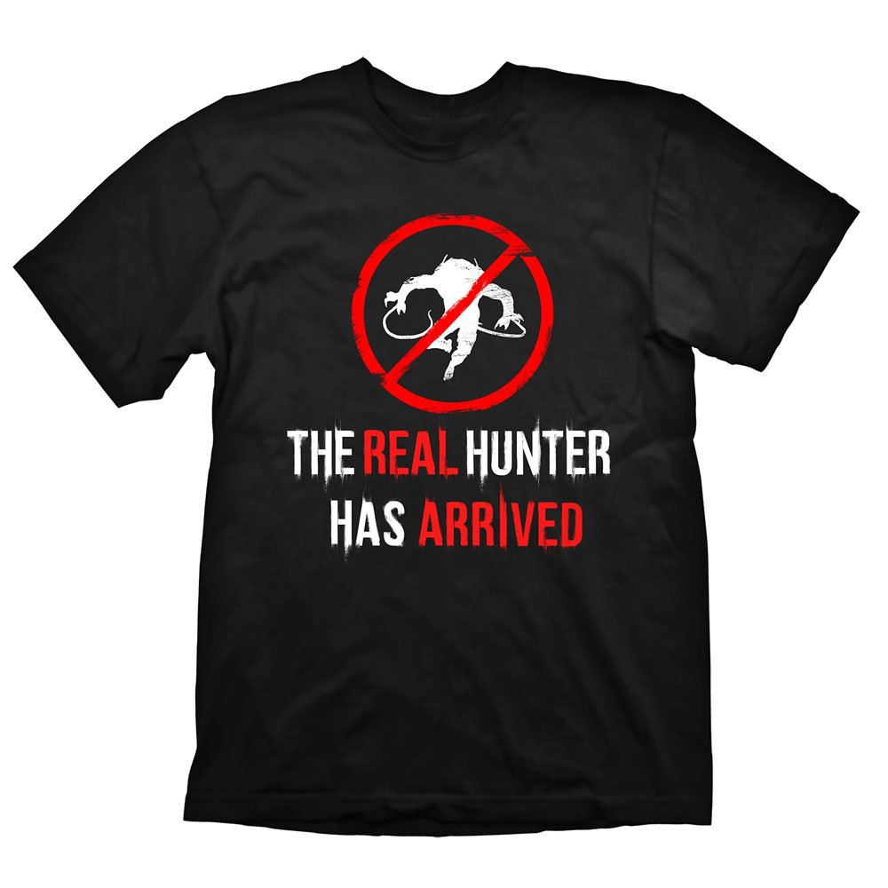 Dying Light T-Shirt The Real Hunter  Size S