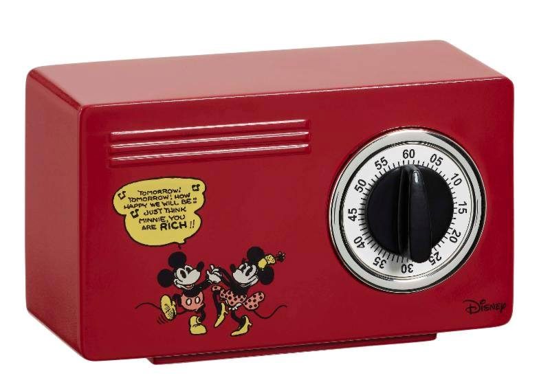 Disney Kitchen Timer Mickey & Minnie