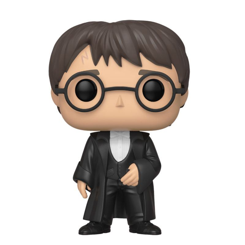 Harry Potter POP! Movies Vinyl Figure Harry Potter (Yule) 9 cm