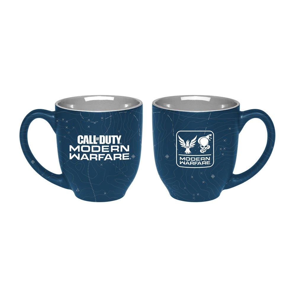 Call of Duty: Modern Warfare Mug Maps