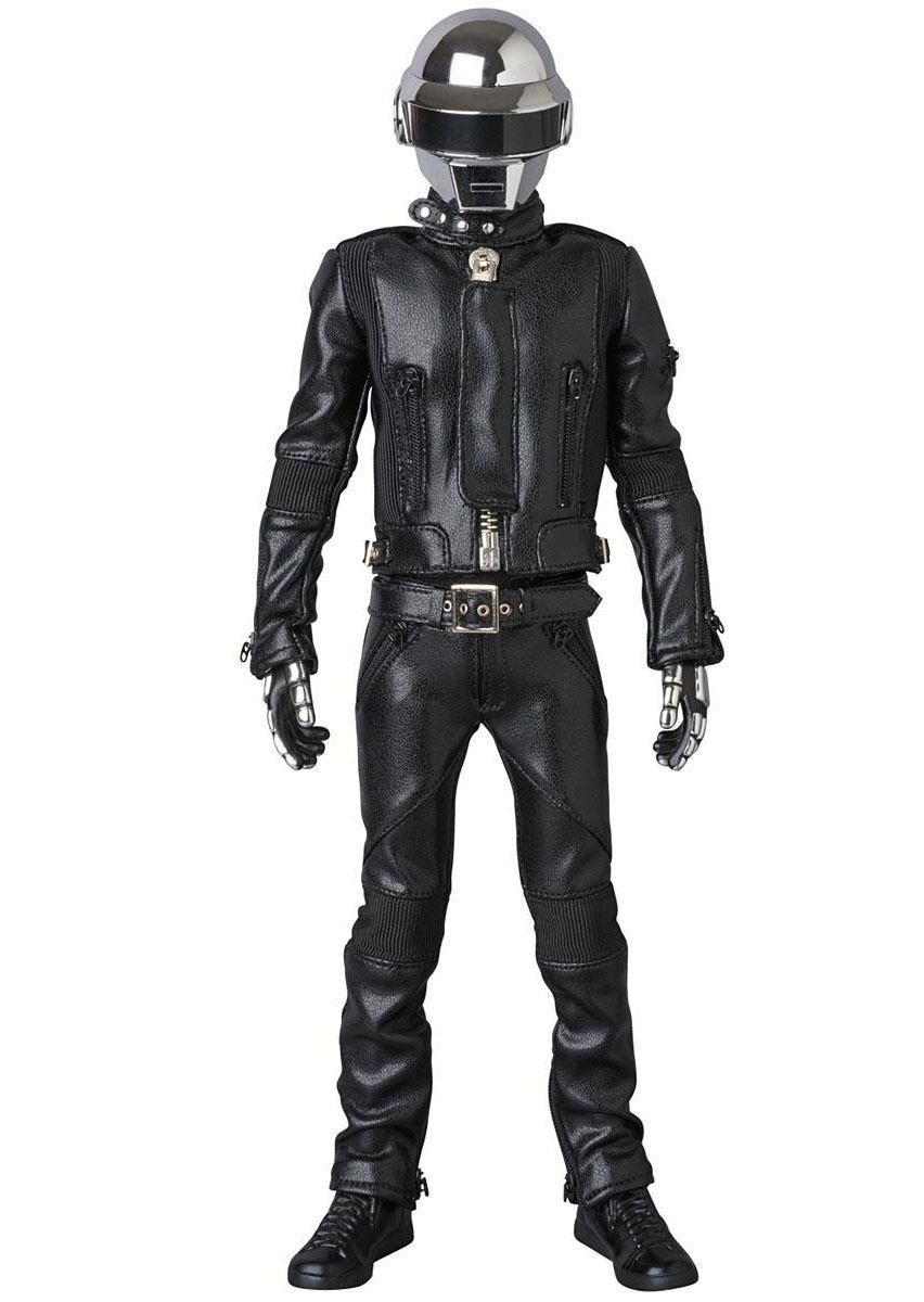 Daft Punk RAH Action Figure 1/6 Thomas Bangalter Human After All Ver. 2.0 30 cm