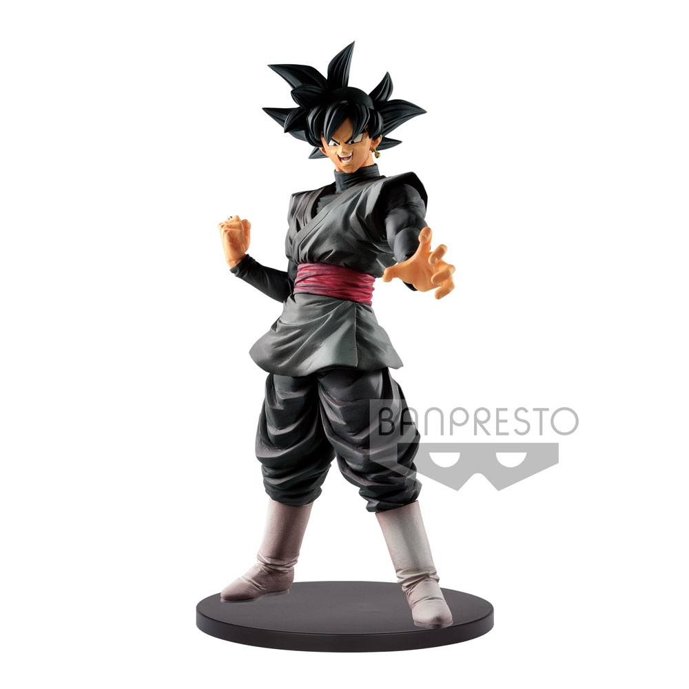 Dragon Ball Legends Collab PVC Statue Goku Black 23 cm