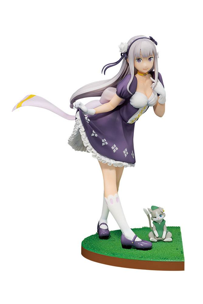 Re:ZERO -Starting Life in Another World- Ichibansho PVC Statue Emilia 19 cm