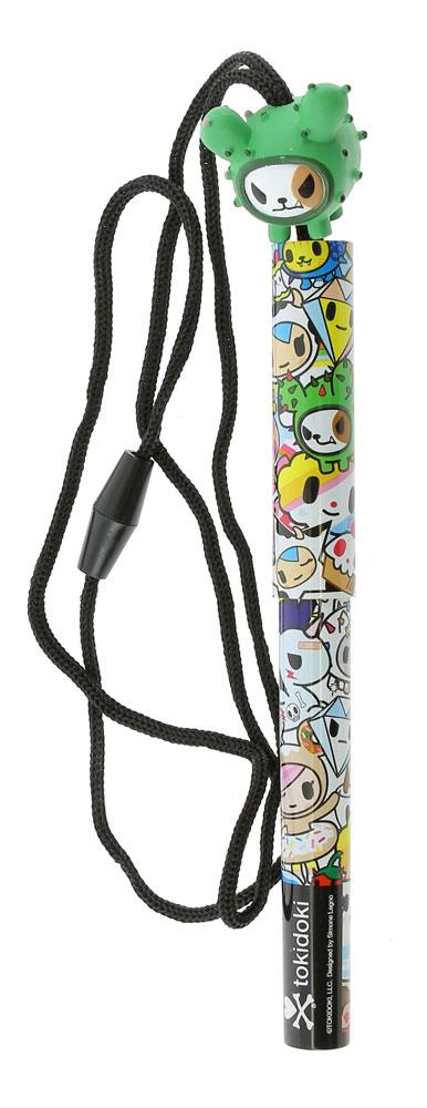 Tokidoki Ball Pens with 3D Topper Top Case (12)