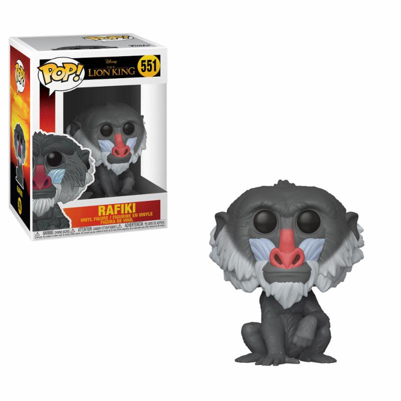 The Lion King (2019) POP! Disney Vinyl Figure Rafiki 9 cm