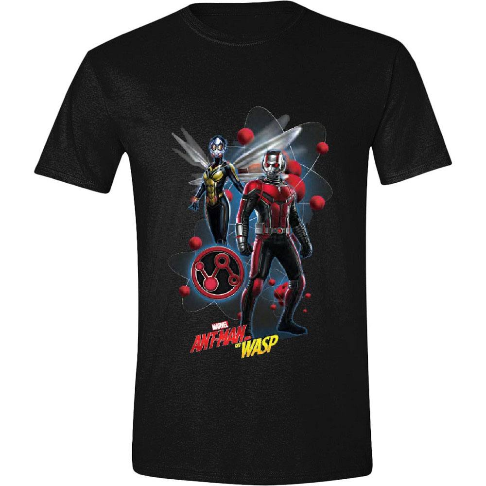 Ant-Man & The Wasp T-Shirt Character Pose Size XL