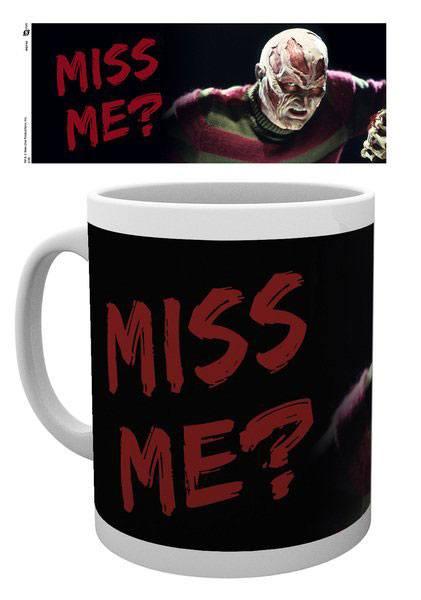 Nightmare on Elm Street Mug Miss Me