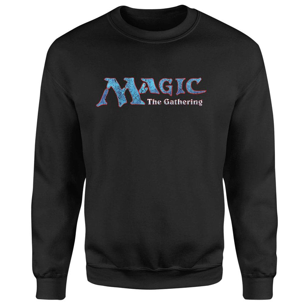 Magic the Gathering Sweatshirt 93 Vintage Logo Size S