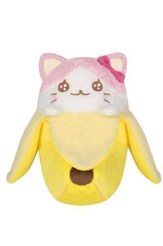 Bananya Plush Figure Bananyako 15 cm