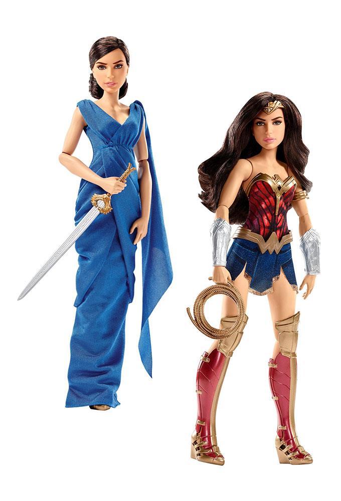 Wonder Woman Movie Dolls 30 cm Assortment (4)